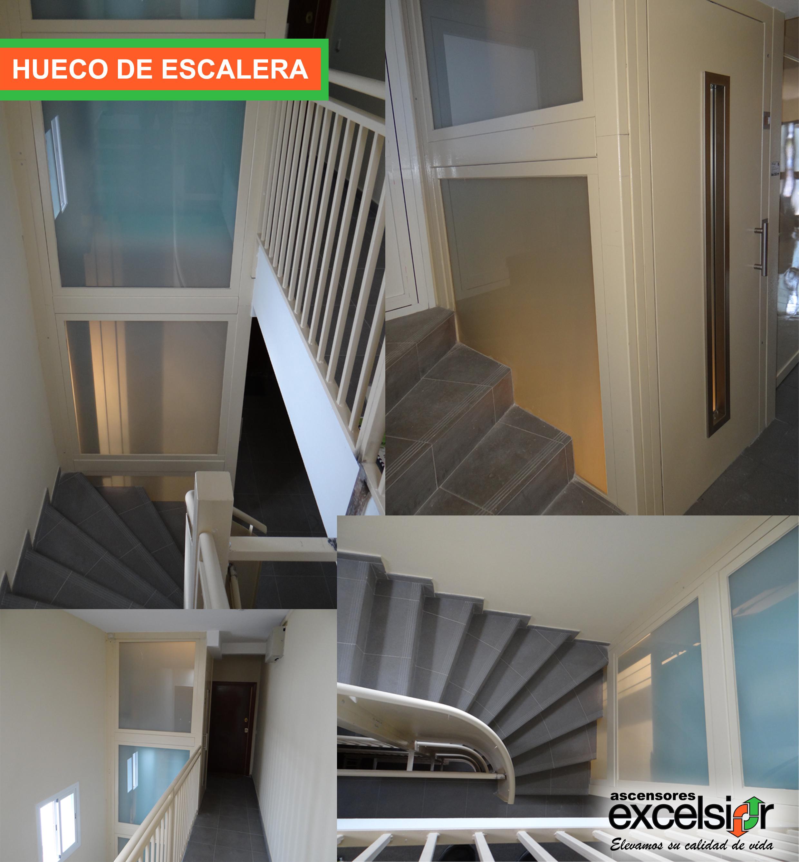 Est s pensando instalar un ascensor por el hueco de la escalera blog - Huecos de escalera ...