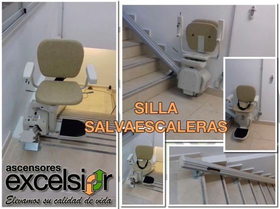 SALVAESCALERAS FABRICA