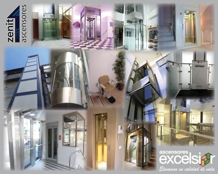 ascensores excelsior zenit distribuidor bolivia