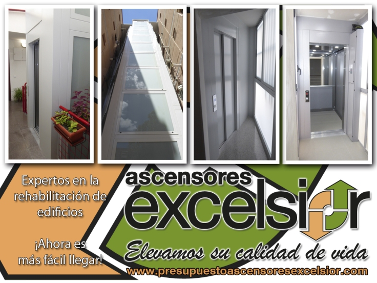 ascensores excelsior puestas en marcha primera semana de mayo